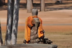 Angkor Wat, Kambodża - 01.2011