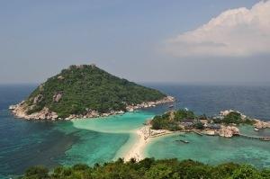 Koh Tao, Tajlandia - 01.2011