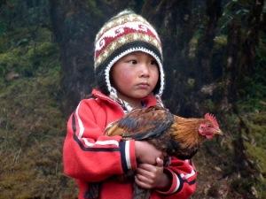 Ludzie gór, Nepal
