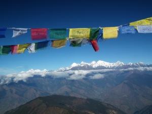 Treking w Himalajach, Nepal