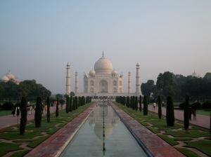 Taj Mahal, Indie - 10.2010