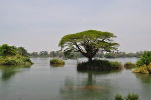 4000 Wysp, Laos - 03.2011