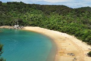Abel Tasman i Queen Charlotte Sound, Wyspa Południowa, Nowa Zelandia