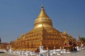 Bagan i Irawadi, Birma