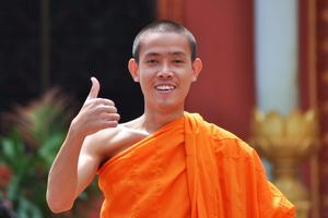 Z życia mnicha, Birma, Laos, Tajlandia, Kambodża