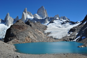 El Chalten, Patagonia, Argentyna