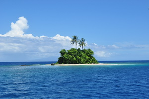 Gizo i okolice, Wyspy Salomona - 12.2011