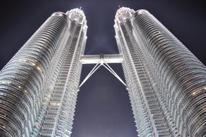 Kuala Lumpur, Malezja - 04.2011