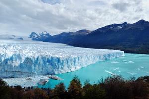Perito Moreno, Calafate i okolice, Argentyna
