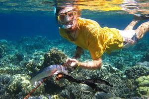 Wyspy Togian, Celebes, Indonezja - 06.2011