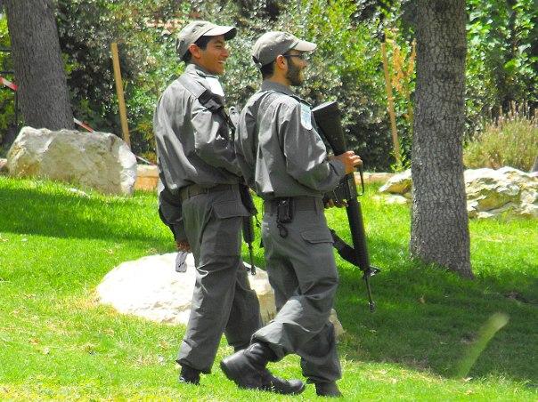 Żołnierze izraelscy