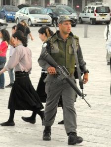 Żołnierz izraelski