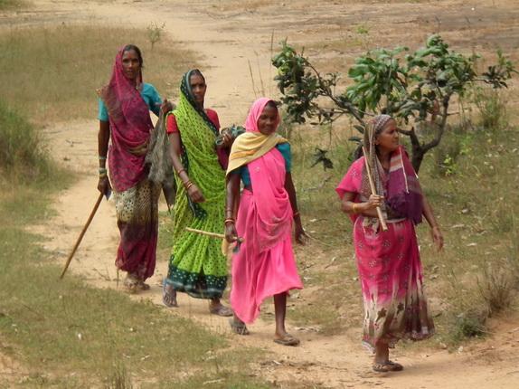 Kobiety z lokalnych wiosek