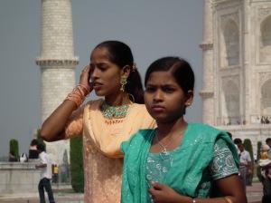 goście Taj Mahal