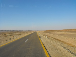pustynia Negev