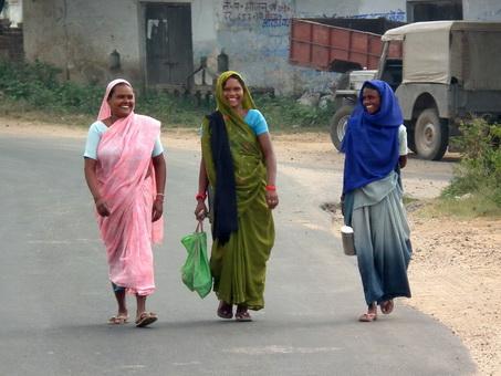 Kobiety hinduskie z Madhya Pradesh