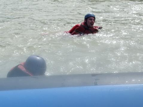 Kąpiel w Gangesie
