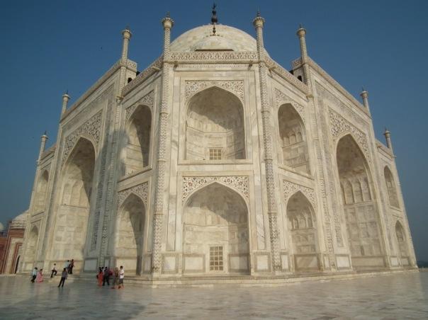 Taj Mahal - budynek główny