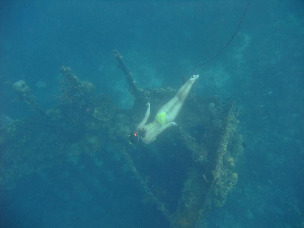 W poszukiwaniu duchów na Skeleton Wreck