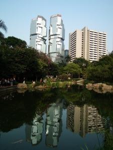 W Hong Kongu jest też mnóstwo parków