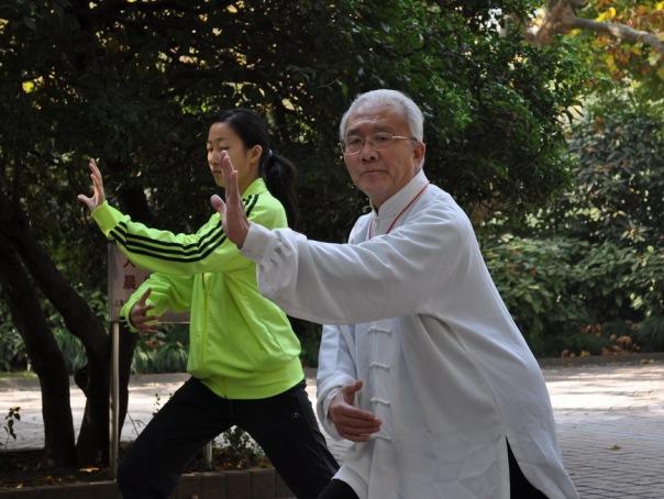 Ćwiczenia tai chi