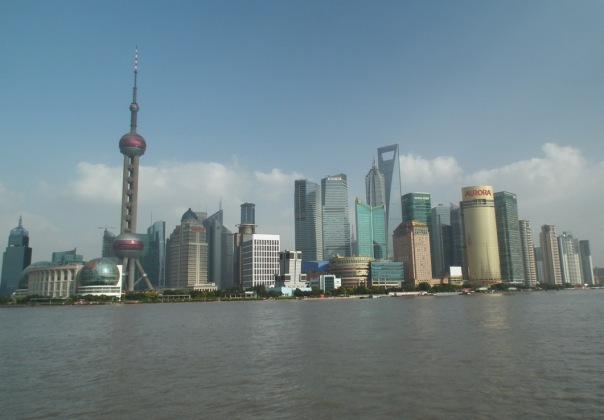 Biznesowe centrum Szanghaju