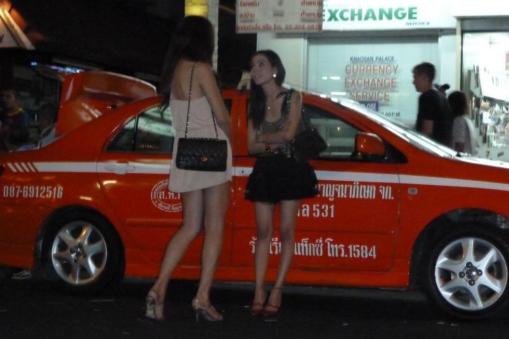 Życie nocne Khaosan Road
