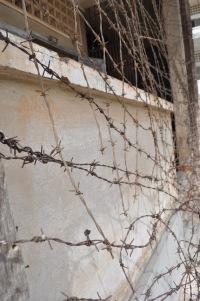 Więzienie Toul Sleng utworzone na terenie zlikwidowanej szkoły w Phnom Penh stało się jednym z głównych miejsc kaźni