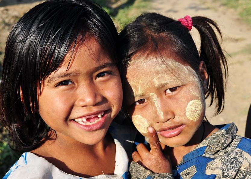 Dzieci Birmy