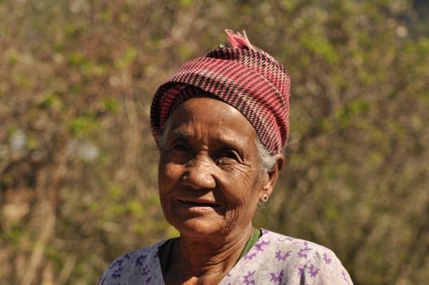 Ludność Shan to jedna z dziesiątek mniejszości narodowych w tym kraju