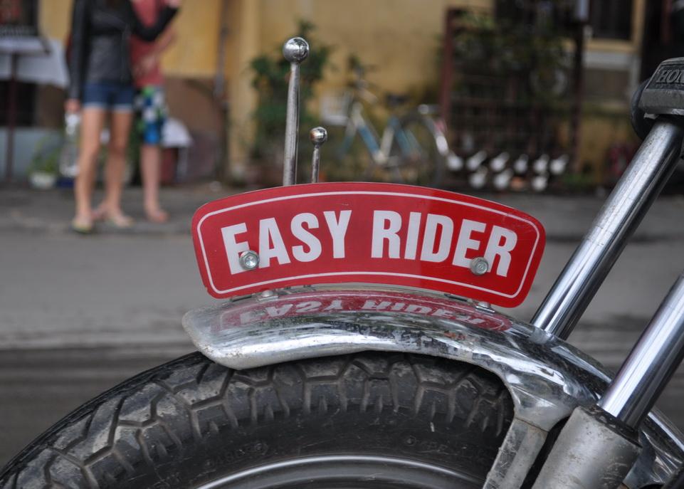 Easy Riders - motocyklowi przewodnicy po Wietnamie