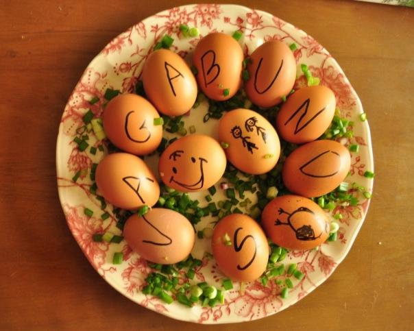 Wesołego jajka