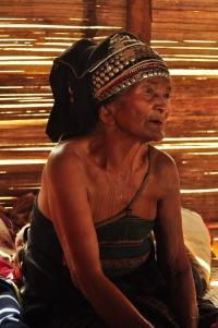 Prababcia panny młodej - lat 86