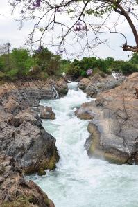 Wodospady na Don Khon ujdą w tłoku, ale do prawdziwych wodogrzmotów pobliskiego Bolavenu się nie umywają