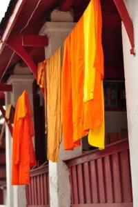 Pomarańczowy w modzie