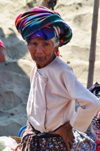 Birma to zdecydowanie najciekawszy etnicznie region Azji Południoowo-Wschodniej