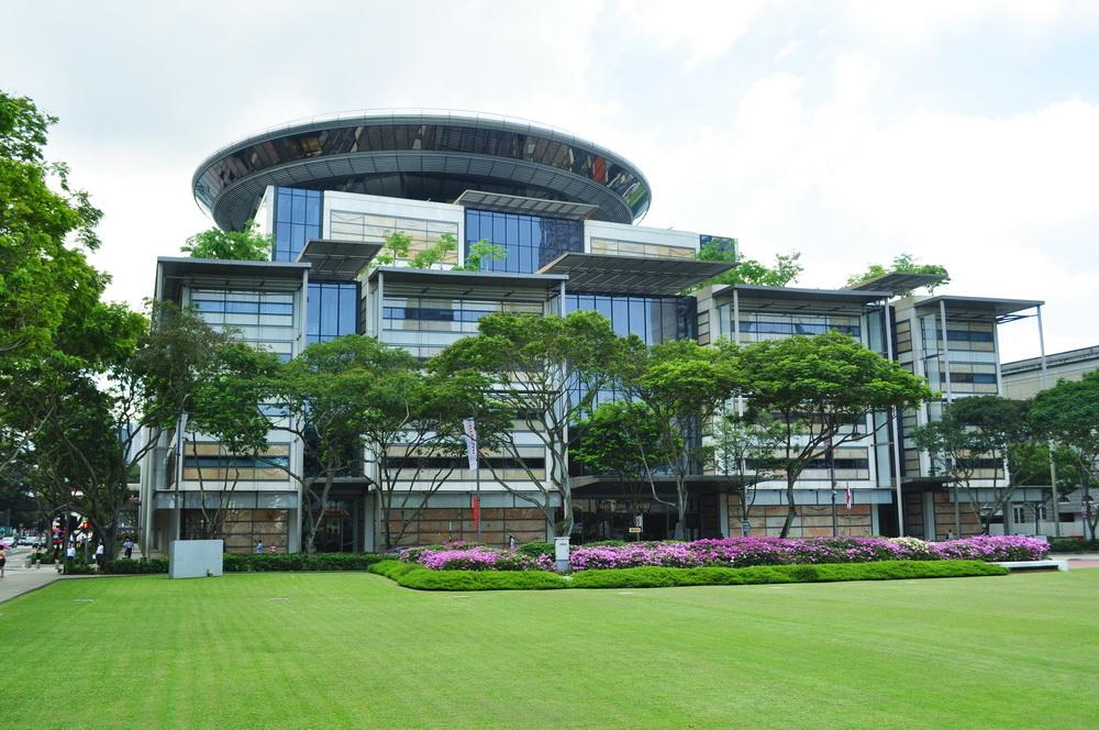 Sąd Najwyższy w Singapurze - tu kończą nadgorliwi opozycjoniści