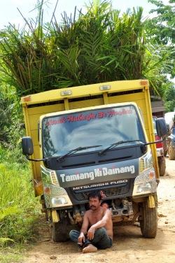 Jałowe oczekiwanie na zmiany na lepsze w indonezyjskim Kalimantanie