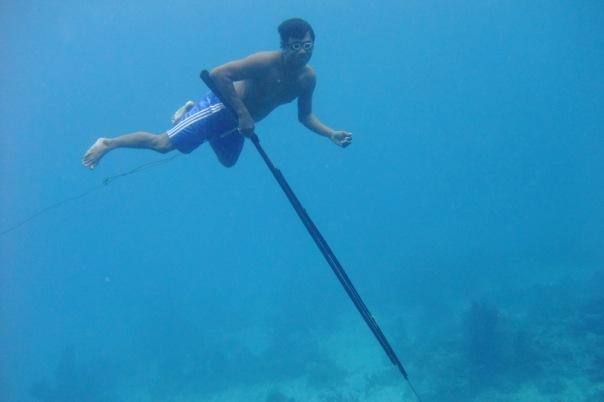 Podwodny myśliwy