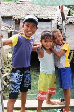 życie codzienne w wiosce Bajo