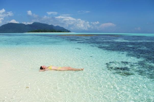 Dzikie plaże, bezludne wyspy, lazurowe laguny - ahoj Pacyfik!