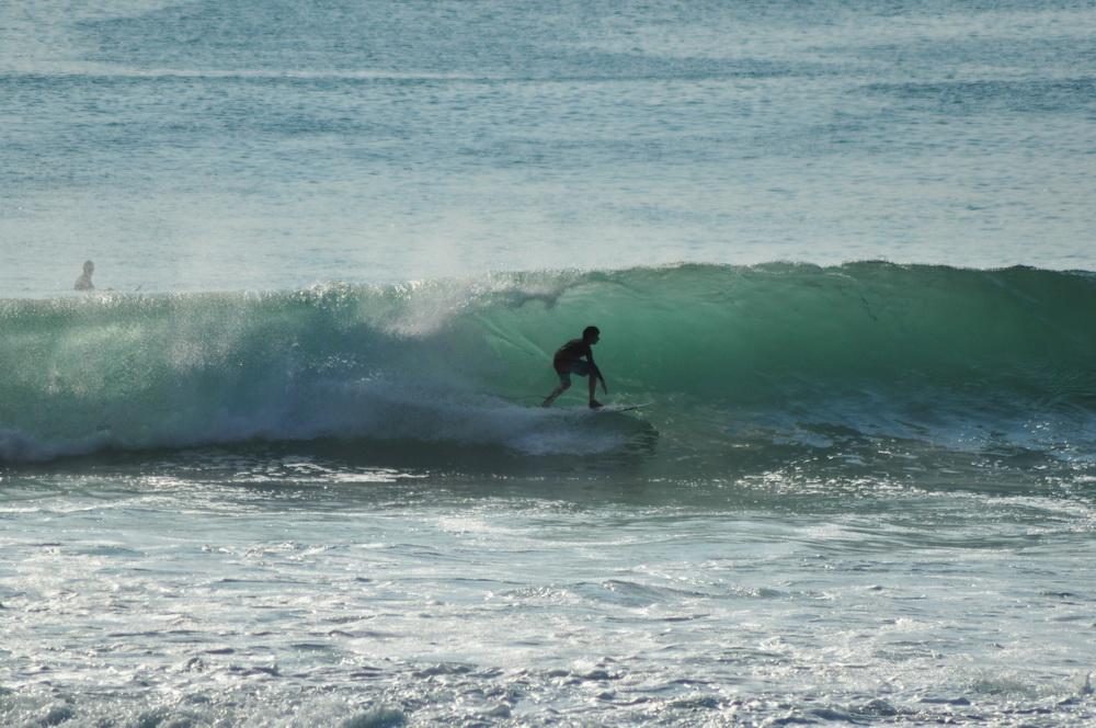 Ulu Watu na południu Bali - raj surferów