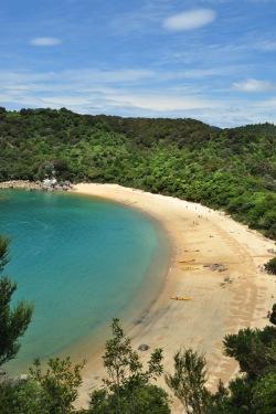 Plaże Abel Tasman