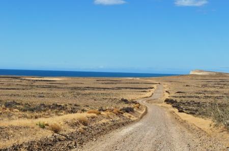 Kładzenie asfaltu w Patagonii postępuje, ale w rytmie latynoskim