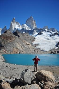 Aha... Więc tak wygląda prawdopodobnie najtrudniejsza wspinaczkowo góra świata...