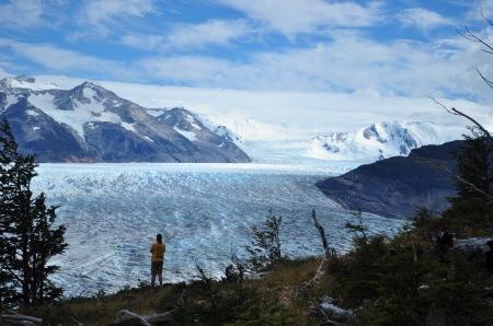 Morze lodu, czyli dzień sam na sam z Lodowcem Grey