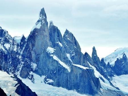 Cerro Torre - w naszym mniemaniu Góra gór. W zasadzie to ona była pierwszą i najważniejszą wymówką, by wrócić do El Chalten