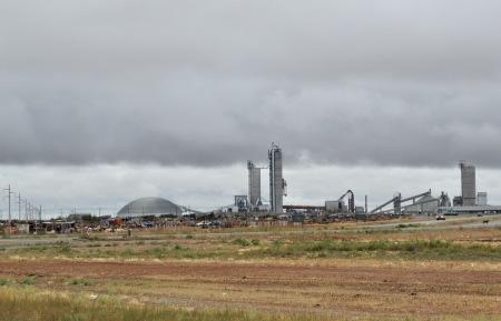 Pico Truncado w argentyńskiej Patagonii przyciąga wyłącznie wysokimi płacami w przemyśle roponośnym
