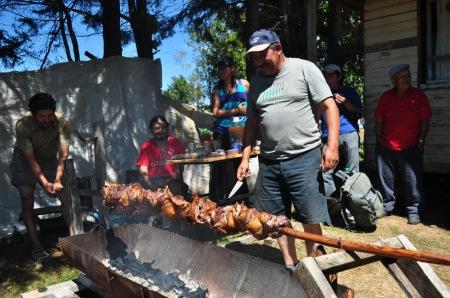 Asado w stylu maxi, czyli witajcie na kanapie w południowym Chile