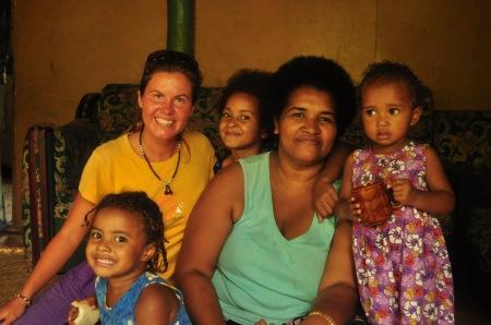 W wioskach na Fidżi nawet nie wiedzą, co to Couch Surfing, a bywa, że i tak zaprosi cię ktoś do swojego domu